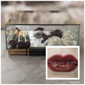 Lipsense Mulled Wine Liquid Lip Color